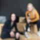Silbermond-Frontfrau Stefanie Kloß und Barbara Schöneberger